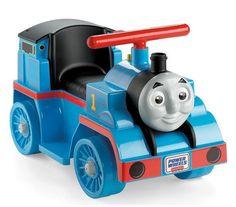 Ride Train Kids Thomas Tank Engine Indoors Outdoors Toy Toddler Boys Girls NEW #PowerWheels