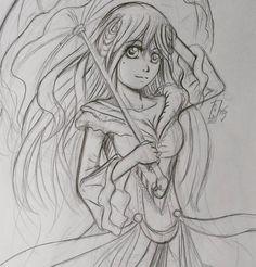 #wip #sketchbook #drawing