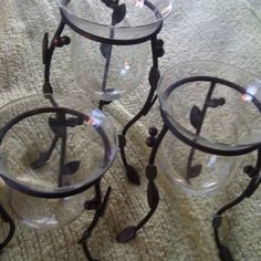 PartyLite Candle Holders Set/3  Now With FREE SHIPPING!