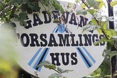 Gadevang Forsamlingshus' bestyrelse vil have en tilbygning i glas.Foto: Jens Berg Thomsen