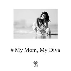 My Mom has been My true Diva..I love her for everything and making me  fashionable with #vikaschainandjewellery