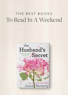 The Best Books to Read in a Weekend. Ten quickies--easily started and finished before the weekend's over. If you're looking for a quick read we've got you covered.