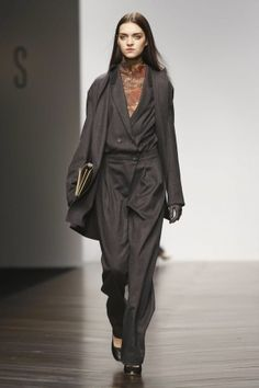 Daks Fall Winter Ready To Wear 2013 London
