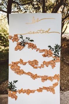 64 Ideas creative seating arrangements escort cards for 2019 Seating Chart Wedding, Wedding Table Numbers, Wedding Reception Decorations, Wedding Receptions, Reception Ideas, Wedding Centerpieces, Candle Arrangements, Wedding Arrangements, Tall Centerpiece