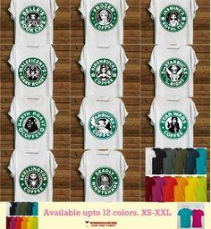 Disney Starbucks tee. Women Starbucks Shirt. Women's Disney Vogue Princess Shirt. Available for men & ladies. upto 12 colors. XS-2XL. #etsy #disney #disneyprincess #tshirt #streetstyle #tumblrshirt #tumblrtee #etsyshop #etsylove #etsyfinds #girlpower #girl #girlweekend #starbucks #clothing