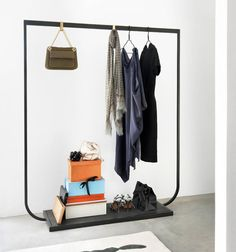 Tati coat hanger by Asplund | Yellowtrace.