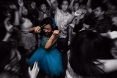 Angeline after party on her Birthday party at Pullman hotel Jakarta