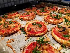 Snelle en lekkere tomaat-bladerdeeg hapjes - Wessalicious