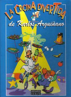 La cocina divertida de Karlos Arguiñano