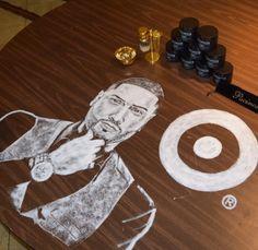 Amazing Salt Art by Mexican Artist Rob Ferrel