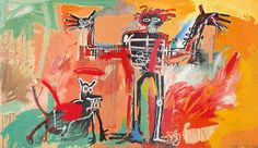 POUL WEBB ART BLOG: Jean-Michel Basquiat