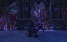 Draenei mount size weirdness (gif) #worldofwarcraft #blizzard #Hearthstone #wow #Warcraft #BlizzardCS #gaming