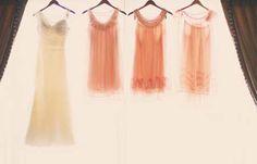 Chiffon dress inspiration