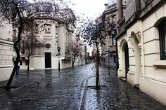 Barrio París-Londres, Santiago, Chile.