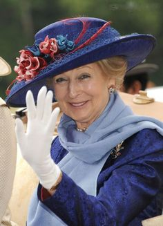 Princess Alexandra, The Honourable Lady Ogilvy attends the Royal Ascot 2011