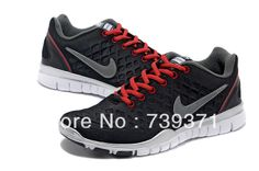 Nike Free Running 2013  NIKE FREE TR FIT men shoes size:40-44 Free Running Shoes, Mens Fitness, Nike Free, Men's Shoes, Sneakers Nike, Fit Men, Red, Silver, Black