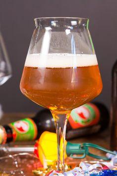 12767358ab5 The tulip shape of Rastal s elegant Teku beer glass