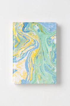 Marbled Journal - Anthropologie.com