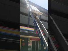 Brocker 23m Material lift Roofing Materials, Building Materials, Roof Tiles, Construction Materials, Solar Panels, Cherry, Bed, Sun Panels, Solar Panel Lights