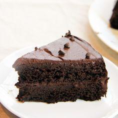 beet/chocolate cake