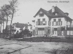 Huize Nijendal ongeveer 1915  Toen op de splitsing Nassaulaan/Grote grindweg, later Oranjelaan/Leuvenumscheweg, nu Oranjelaan/Mecklenburglaan,dit huis is vooral bekend geworden als onderkomen voor leerlingen van veraf van het plaatselijk Lyceum!!