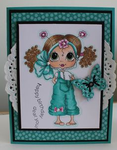 Card designed by Cheryl Moody Susie in Overalls https://www.facebook.com/pages/Cheryls-Handmade-Greeting-Cards/206757132755794