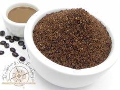 Espresso Sugar : Spice and Tea Exchange, Purveyors of fine Spices, Herbs, Teas, & Accessories