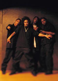 Layzie, Bizzy, Krayzie & Flesh - Bone Thugs N Harmony. All time greats