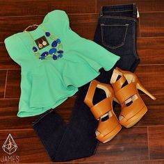 Cute outfit; cute shoes ♡