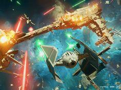 Tie Fighter, Arcade, Playstation, Star Wars Video Games, Die Sims, Studios, Capital Ship, Evil Empire