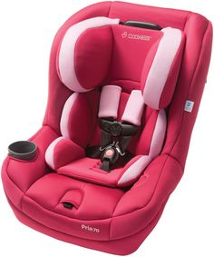 Maxi-Cosi Pria 70 Convertible Car Seat - Sweet Cerise - Best Price   Her big girl carseat!!!
