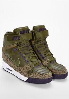 NikeAir Revolution Sky Hi Leather