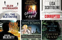 Armchair Audies 2016 MYSTERY CATEGORY:     Audiobook and Book Reviews by Audiothing