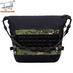 Cheap Climbing Bags, Buy Quality Sports & Entertainment Directly from China Suppliers:Nylon military sling bag laser cut molle system outdoor cycling cross body bag camouflage tactical messenger bag EDC laptop Bag Enjoy ✓Free Shipping Worldwide! ✓Limited Time Sale✓Easy Return. Military Messenger Bag, Molle System, Military Fashion, Laptop Bag, Camouflage, Cycling, Crossbody Bag, Backpacks, Edc