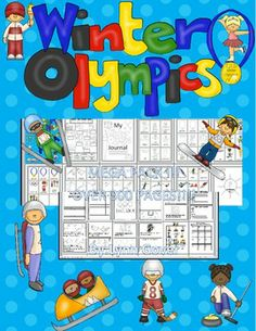 Winter Olympics Sochi 2014 Winter Olympics Classroom Activities included in this unit. Name the olympic sport cut and paste Olympic journal . Classroom Themes, Classroom Activities, Book Activities, Preschool Ideas, Teaching Ideas, Winter Olympics 2014, Summer Olympics, Olympic Idea, Olympic Games