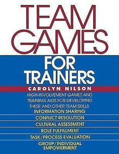 Team Games for Trainers Nilson1993 PB