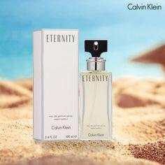 Calvin Klein Eternity for Her - 3.4oz EDP at 59% Savings off Retail!