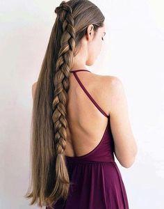 33 Cute & Gorgeous Braided Hairstyles 2017