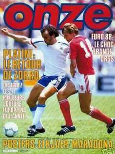 Mexico '86 Michel Platini, Nfl, Football Memorabilia, Yesterday And Today, Football Players, Football International, World Cup, Soccer, Baseball Cards