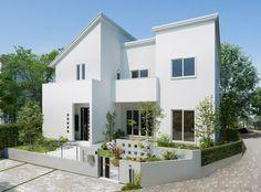 実例デザインギャラリー|性能を追求する住宅メーカー【一条工務店】