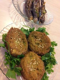 Taameya is Egyptian for Falafel. In Egypt its typically made with a combination of foul, onion, garlic and herbs. After its formed int...