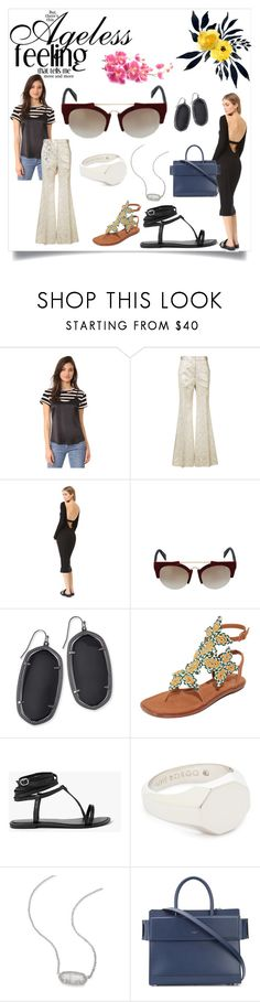 """""""set for amazing"""" by denisee-denisee ❤ liked on Polyvore featuring RtA, Rochas, Young, Fabulous & Broke, Italia Independent, Kendra Scott, Tory Burch, Boohoo, Eddie Borgo and Givenchy"""