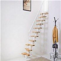 Klikk her for å gå til Plassbesparende trapp Fontanot Oak 30