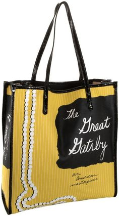 Great Gatsby Tote  2 favorites in one!!!