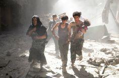 Der Bürgerkrieg in Syrien droht eine ganze Generation zu traumatisieren. Unicef warnt: 14 Millionen Kinder sind betroffen, mehr als fünf Millionen erfahren täglich Terror und Elend.