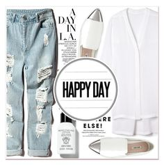 """""""Happy Day"""" by lucky-1990 ❤ liked on Polyvore featuring Helmut Lang, Bobbi Brown Cosmetics and Miu Miu"""