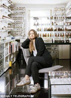 Lyn Harris, perfumer | Miller Harris