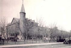 When Saint Ben's opened its doors for the first time to its first freshmen class in 1913 where they had just five students enrolled at the time.