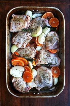 sauced chicken by alexandracooks, via Flickr