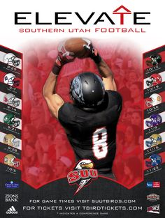 Football Poster for 2013